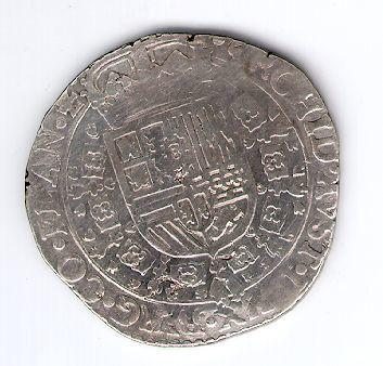 Patagonas. 1651 m. Ispanijos Nyderlandai. Flandrijos provincija. Pilypas IV (1621-1665)