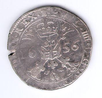Patagonas. 1656 m. Ispanijos Nyderlandai. Turnė provincija. Pilypas IV (1621-1665)