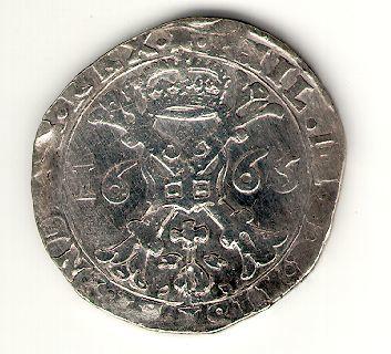 Patagonas. 1665 m. Ispanijos Nyderlandai. Turnė provincija. Pilypas IV (1621-1665)