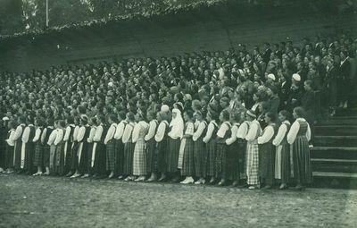 Dainų šventė Panevėžyje