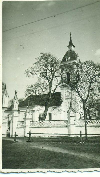 Palėvenės Šv. Dominyko bažnyčia