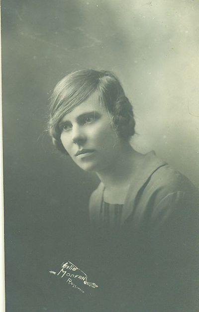 Agronomė Karolina Garbauskaitė