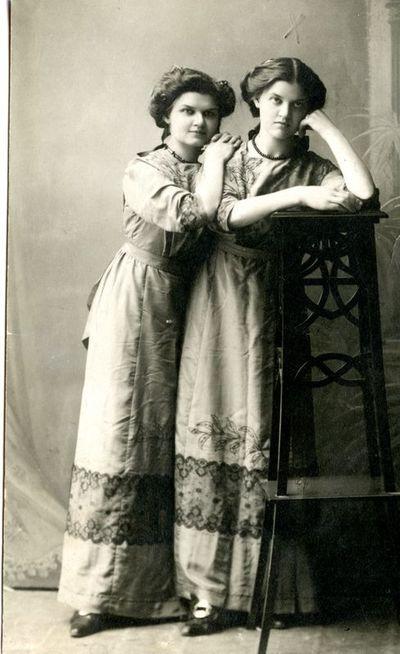 Paulina ir Mikalina Glemžaitės