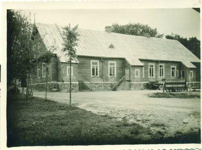 Kupiškio dviklasė mokykla