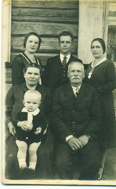 Klivickų ir Aleksų šeima