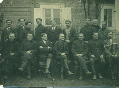 Šimonių valsčiaus taryba