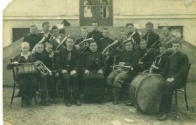 Kretingos Pranciškonų ordino gimnazijos orkestras