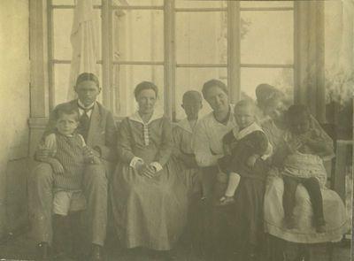 Valterio Gaigalaičio šeima