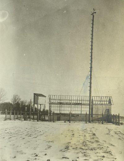 Meteorologijos stotis, šiltnamis