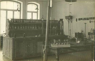 Chemijos kabinetas