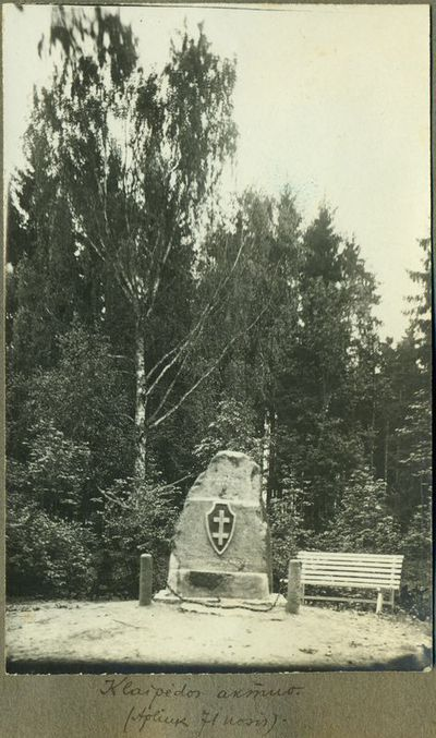 Klaipėdos akmuo