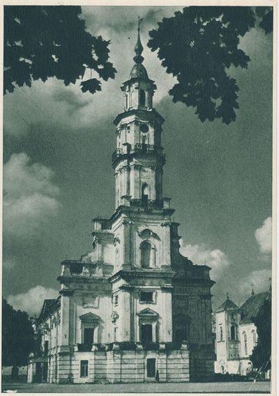 Kaunas. Rotušės rūmai