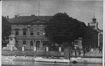 Klaipėdos rotušė - magistratas