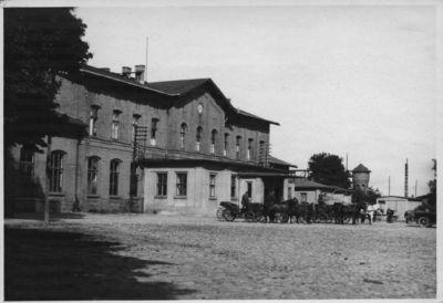 Klaipėdos geležinkelio stotis