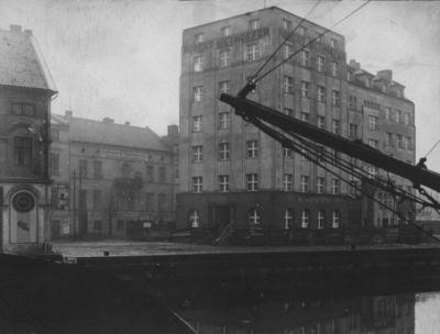 Klaipėda. Roberto Meyhoeferio laivininkystės bendrovės pastatas