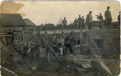 Balio Karazijos vaisvynių dirbtuvių statyba