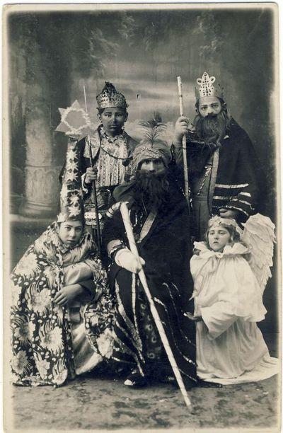 Trijų karalių šventė Anykščiuose