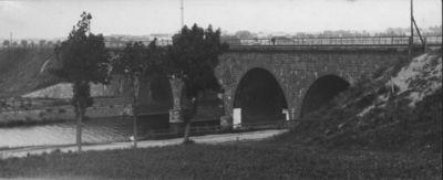Klaipėdos - Tilžės geležinkelio tiltas per Dangę