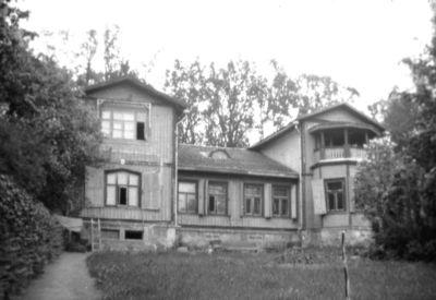 Gyvenamasis namas buvusioje Markučių dvaro sodyboje