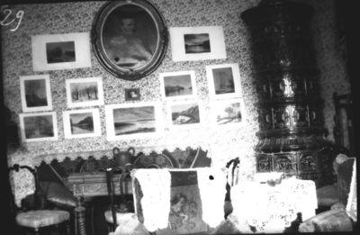 Varvaros ir Grigorijaus Puškinų svetainė