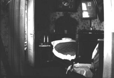 Varvaros Puškinos miegamasis