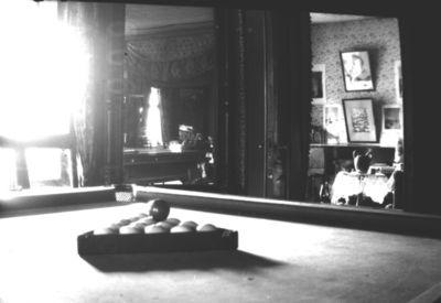 Buvusio Markučių dvaro sodybos gyvenamojo namo interjeras