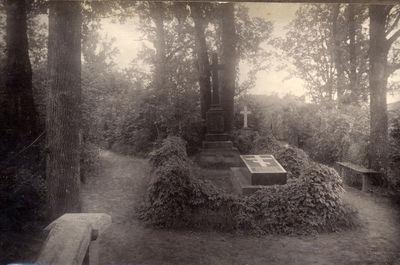 Grigorijaus ir Varvaros Puškinų kapinės Markučiuose