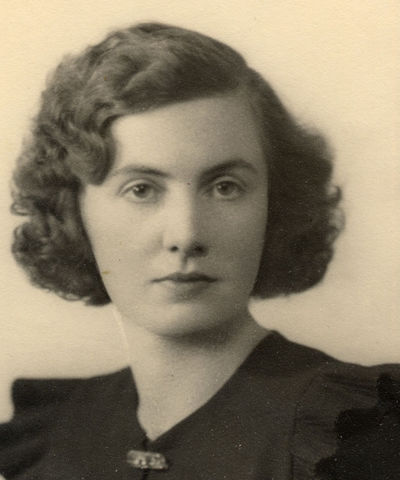 Vladimiro Nazimovo dukterėčios Alos portretas