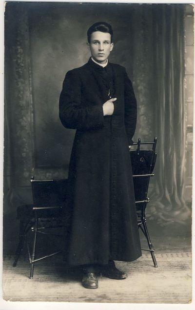 Kunigas Jonas Aleksiejus