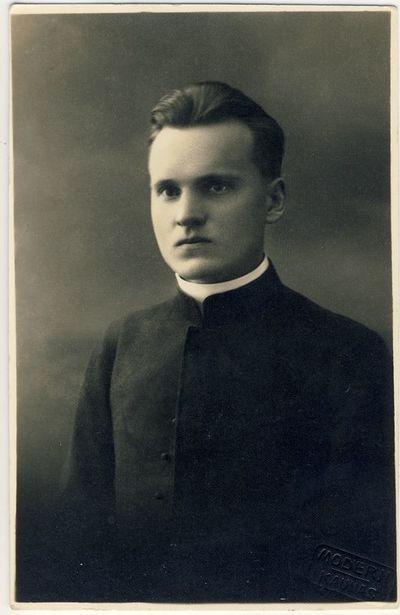 Kunigas Antanas Benesevičius