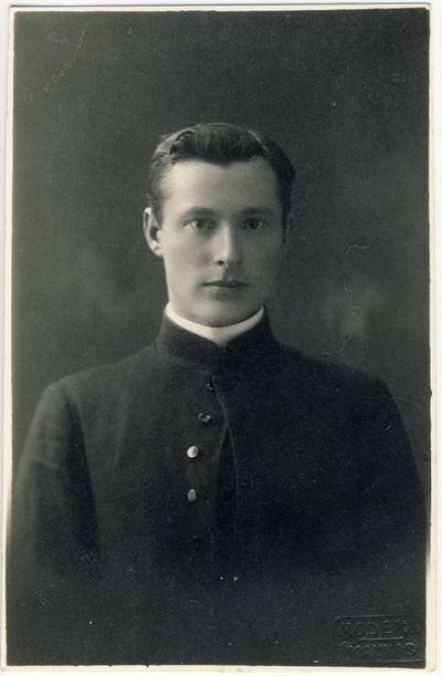 Kunigas Jonas Matuliauskas