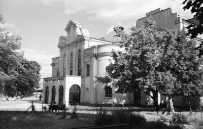 Kaunas. Naujamiestis. Muzikinis teatras