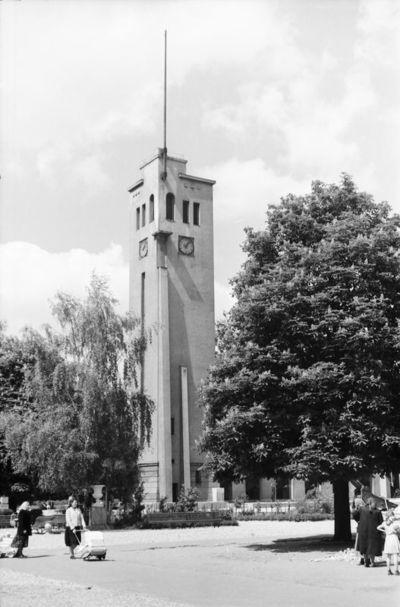 Kaunas. Naujamiestis. Istorinio muziejaus bokštas