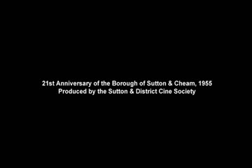 21st Anniversary Celebration of the Granting of the Charter to the Borough of Sutton and Cheam