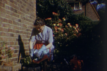A Film of the House and Garden at 17 Tudor Close, Cheam