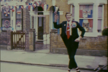 A Record of a Street Party (reel 2)