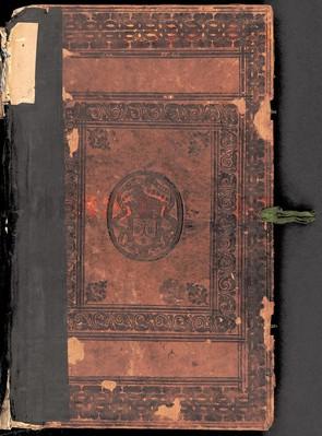 Libro nel quale si scriuono le religiose che moion in questo monasterio di S. Giuseppe delle Carmelitane Scalze di Praga