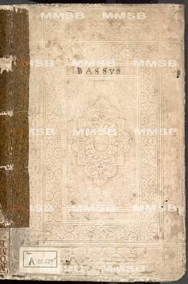 Magnum Opus Musicum - Bassus