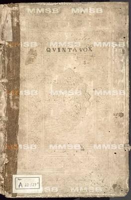 Magnum Opus Musicum - Quinta Vox