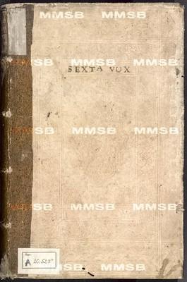 Magnum Opus Musicum - Sexta Vox
