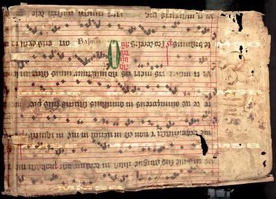 [Selectae Aliquot Cantiones piae, Sex et Quinque Vocibus tam voci humanae, quam instrumentis musicis accomodatissimae, harmonicis numeris continnatae a Variis authoribus & a me I.C. singulari studio collectae] BASSUS