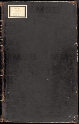 Ervinus Antonius Weyrauch OPraem.: Annales Strahovienses ab anno 1744 usque ad annum 1779