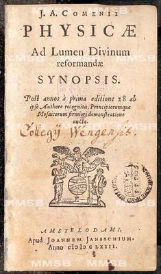 Physicae synopsis.