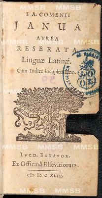Janua aurea reserata linguae latinae. Cum indice locupletissimo.