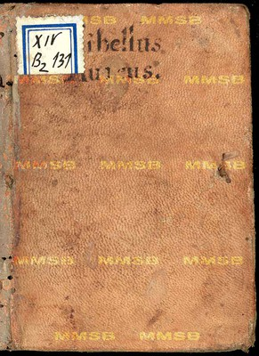 (Konvolut 2 latinských prvotisků - Německo)