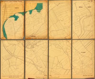 Orientační plán města Plzně : List 29