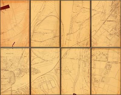 Orientační plán města Plzně : List 16
