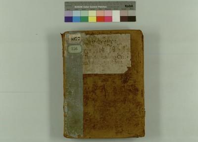 Kopialbuch des Augustiner-Chorherrenstiftes St. Pölten