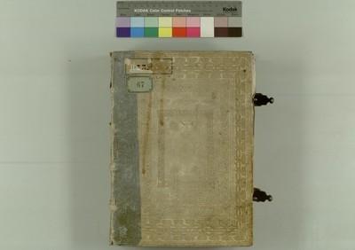 Kopialbuch des ehemaligen Augustiner-Chorherrenstiftes St. Pölten