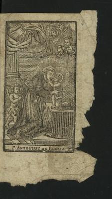 Modlitba - Antonín Paduánský